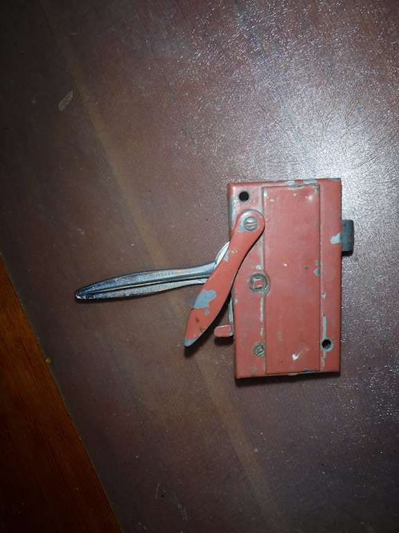 Advice Please Locks For 1 75 Inch Thick Door Vintage